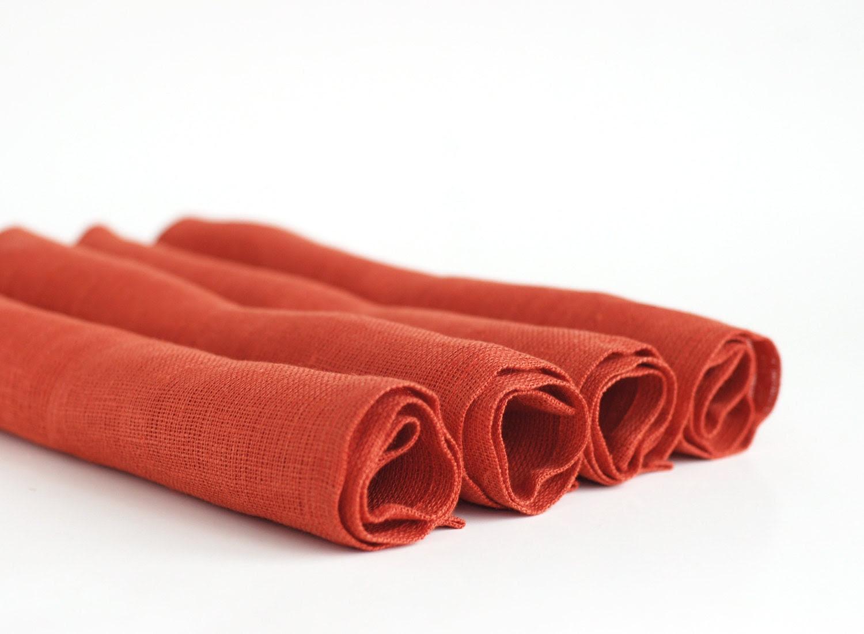 Linen napkin set - LavishSeason