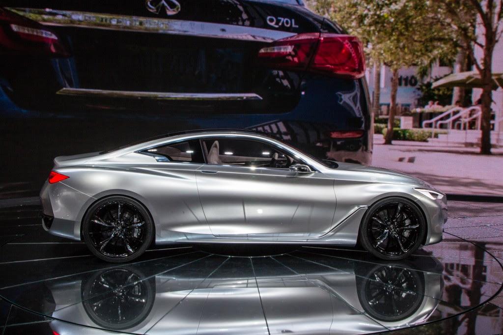 ... : 2016 Infiniti Q60 Concept live photos, 2015 Detroit Auto Show