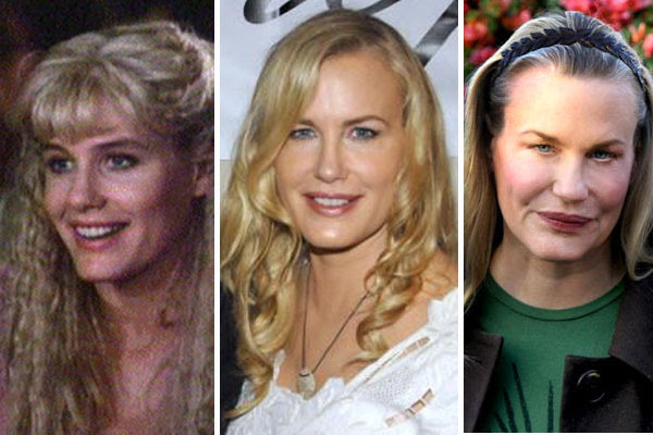 Daryl Hannah before and after? (image hosted by alteredidentity.com)