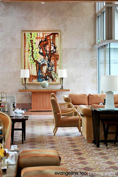Chihuly Lounge @ Ritz Carlton