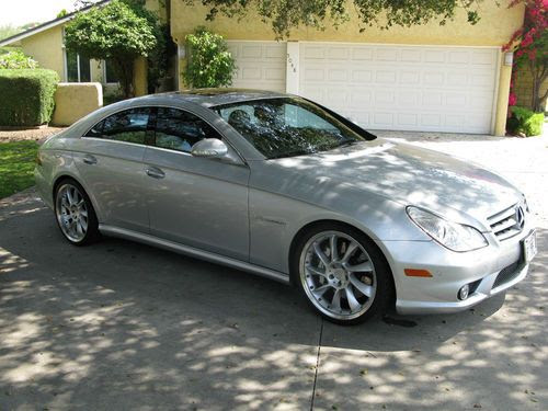 Purchase used Super Clean Mercedes-Benz CLS55 AMG, VERY ...