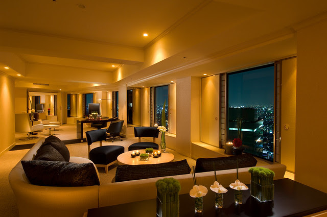 Executive Deluxe Suite - Photo courtesy of Hilton Tokyo