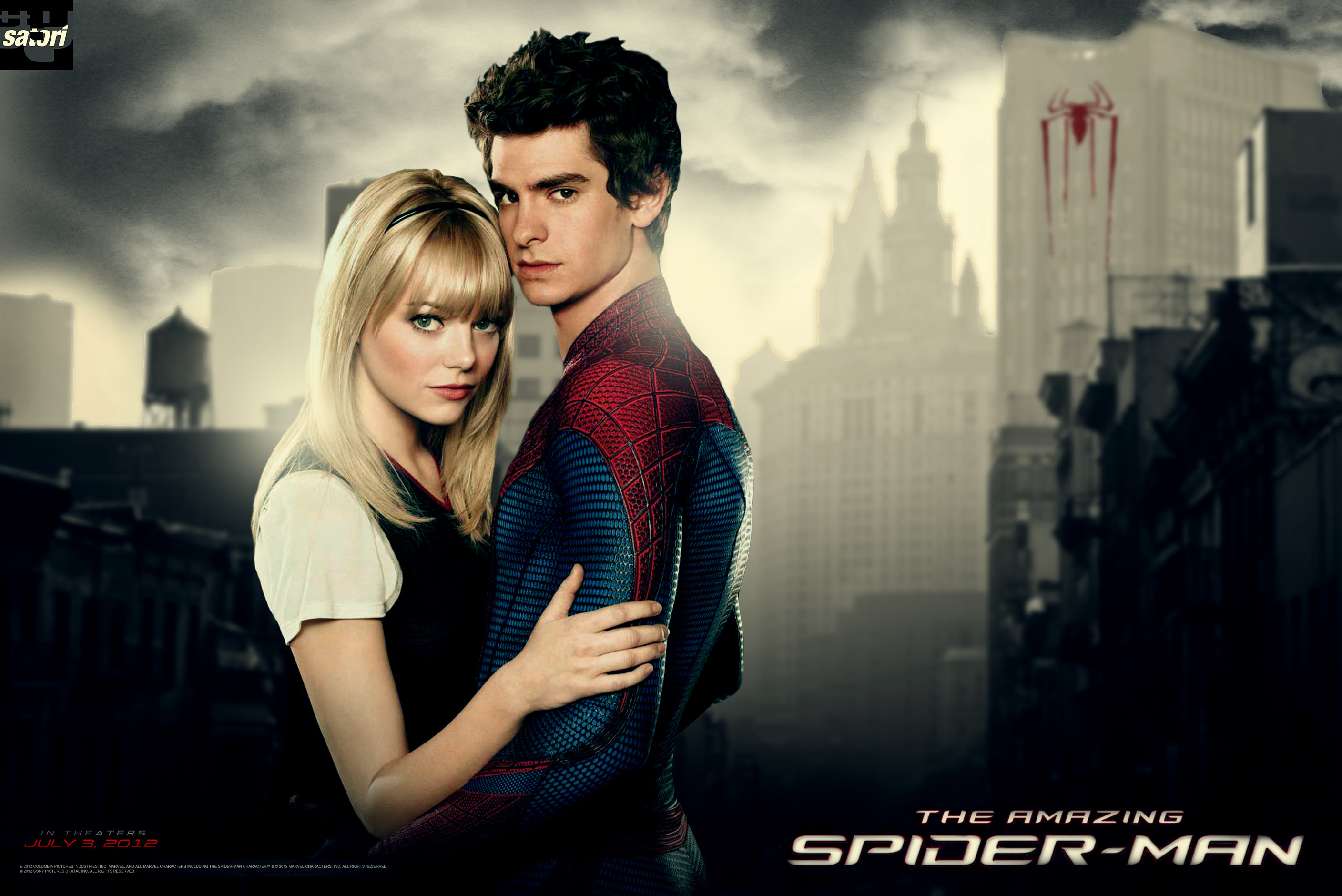 Pictures Of Gwen Stacy And Peter Parker Wallpaper Kidskunst Info