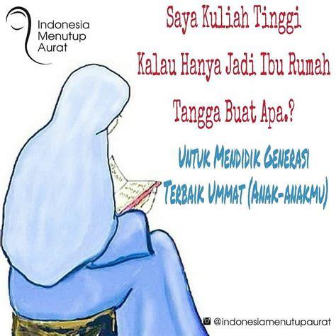 gambar kartun muslimah  kata mutiara top gambar