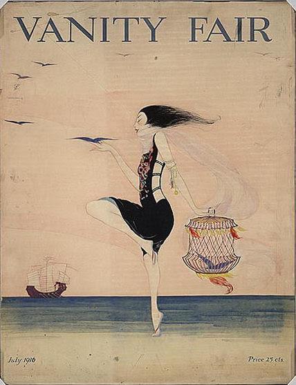Rita Senger, Vanity Fair, July 1916