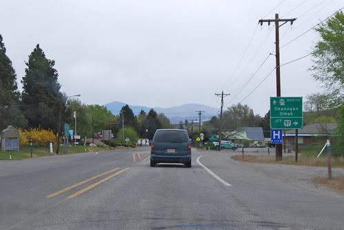 SR 20 @ SR 215 south terminus