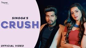 Crush Lyrics - Singga ~ LyricGroove