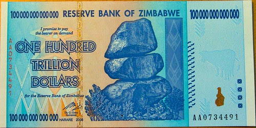 100 Trillion dollars