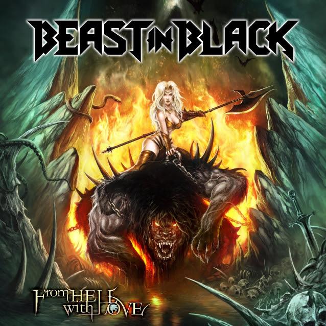 Αποτέλεσμα εικόνας για beast in black from hell with love review