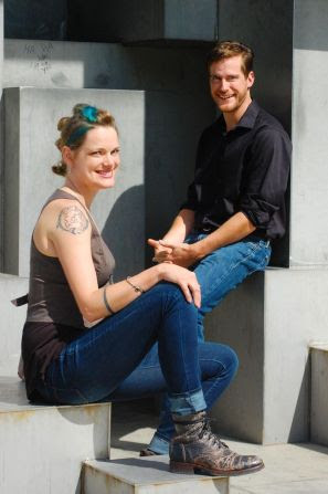 AdriAnne Strickland and Michael Miller Coauthor Photo