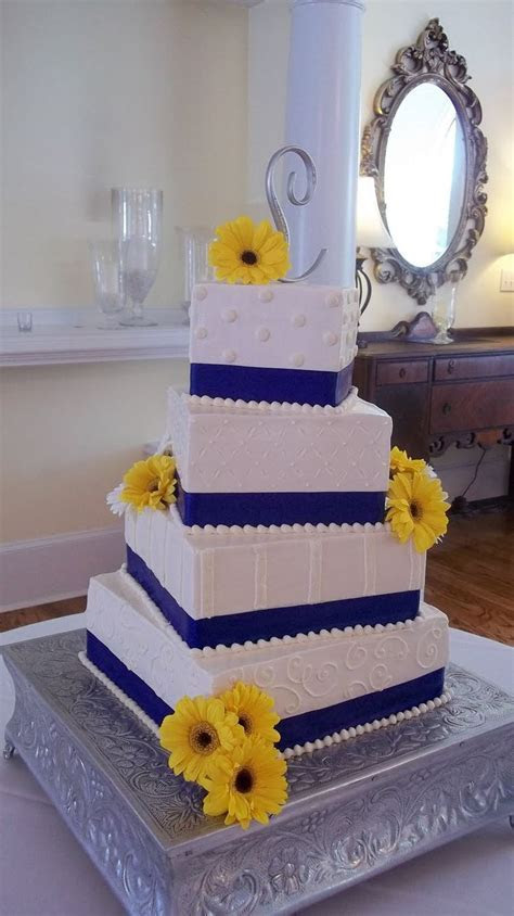 royal blue and yellow themed weddings   Google Search   My