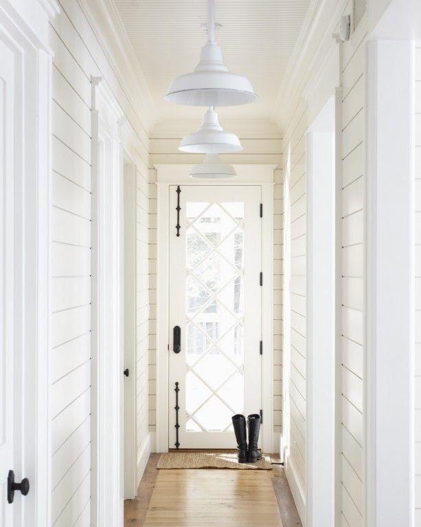 breezy hallway