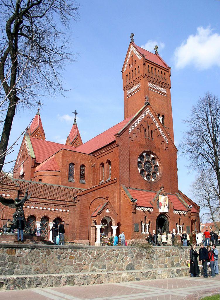 Minsk Religious Sights Minsk Belarus