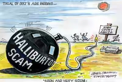 FG To Unveil Beneficiaries Of Halliburton Bribe