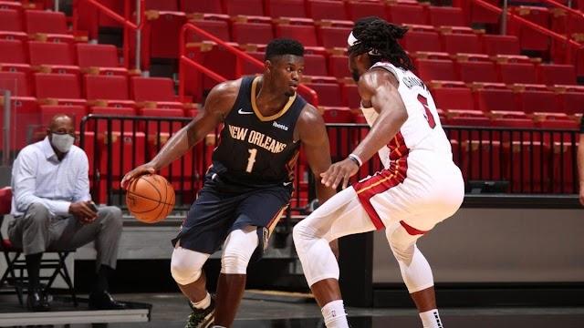 Zion Williamson Bersinar Dalam Beberapa Menit Dalam Debut Suns Giannis - Bengkelhoki