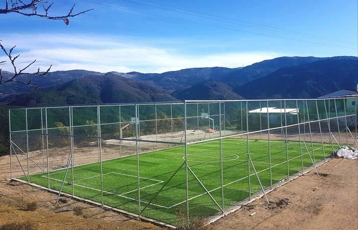 Άρτα: Στο τελικό στάδιο η κατασκευή γηπέδου ποδοσφαίρου στην Περδικορράχη