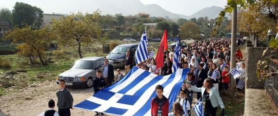 Ο ελληνισμός της Β. Ηπείρου εκπέμπει SOS