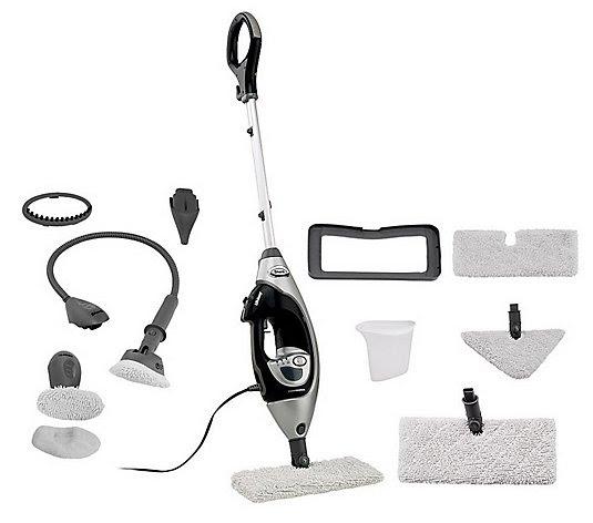 shark lift away steam mop manual