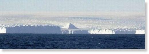 Pirámides en la Antártida1