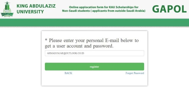 Langkah Praktis Dapat Beasiswa Kuliah di King Abdulaziz University, Jeddah