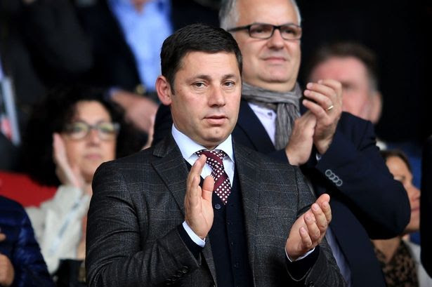 Gone: Cortese has resigned from Southampton