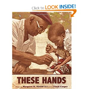 These Hands (Golden Kite Honors (Awards))
