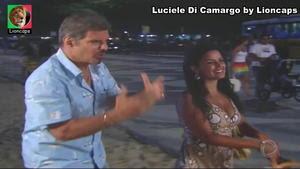 Luciele Di Camargo super sensual