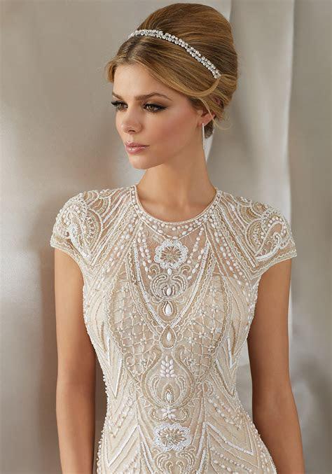 Musidora Wedding Dress   Style 6869   Morilee