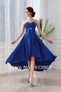 royal blue short wedding dresses   Displaying 17> Images