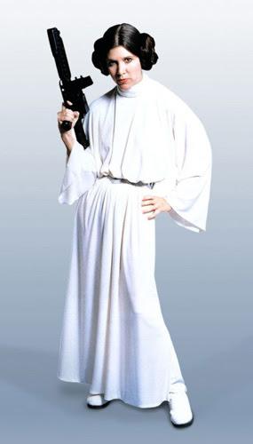 Prinzessin Leia Aus Star Wars Kostüm Tipp Für Echte Star Wars Fans