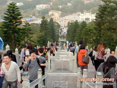 Ngong Ping 360, Hong Kong, by LivingMarjorney on Flickr