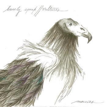 Barely Speak // Vultures - Single cover art