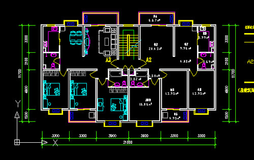 Ordinary Residential Building Design Cad Drawings Free Download Autocad Blocks Cad 3dmodelfree Com
