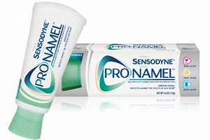 Image result for sensodyne pronamel