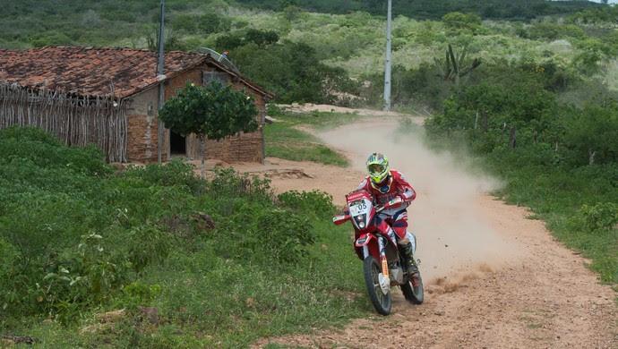 Gregório Caselani motos Rally RN 1500 (Foto: Fábio Davini/DFotos)