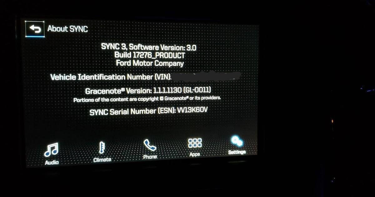 2017 Ford Raptor: SYNC 3