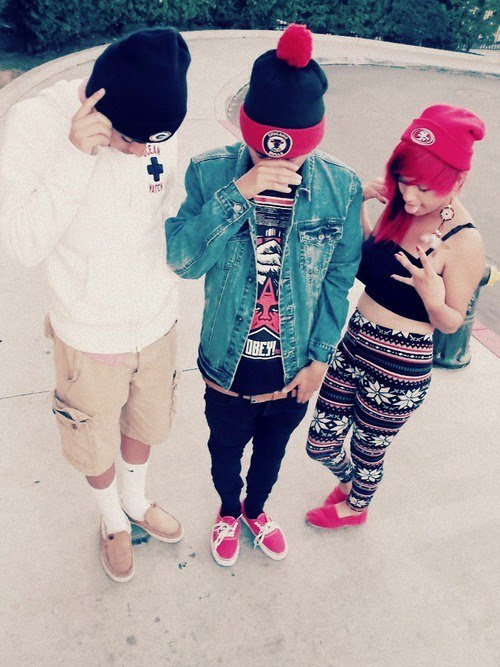 Most Dope Swag Girls Tumblr