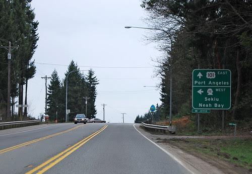 US 101 @ SR 112