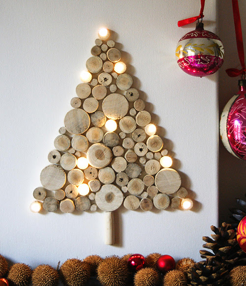 Decorative Christmas Trees for your walls