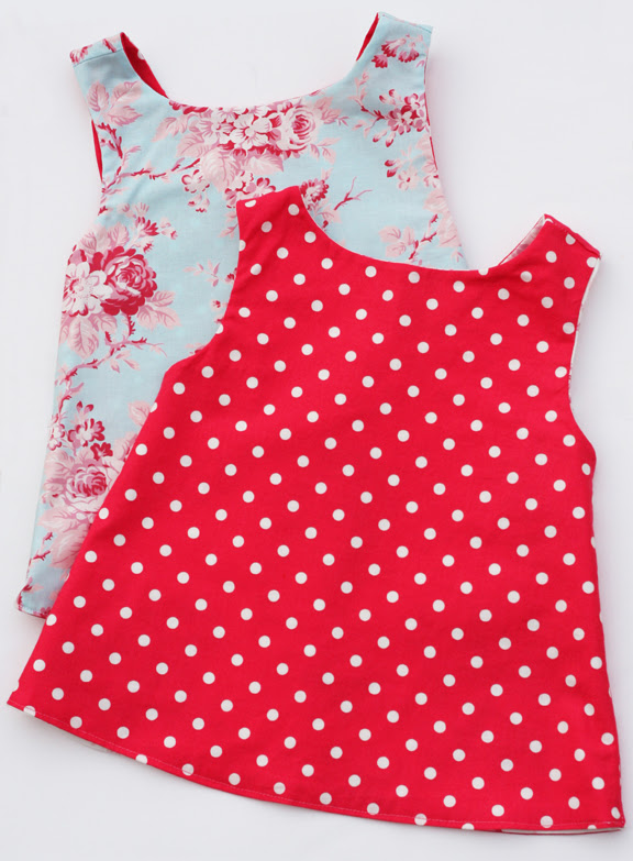 Capri baby dresses