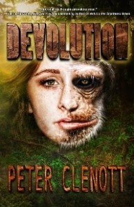 Devolution Front Cover