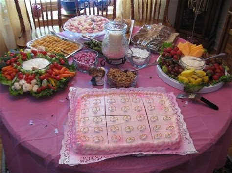252 best images about Bridal Shower food Ideas on