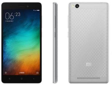 Xiaomi Redmi 3 User Guide Manual Tips Tricks Download