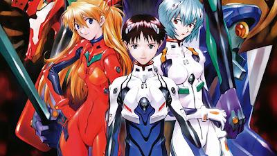 Nueva serie de películas de Evangelion