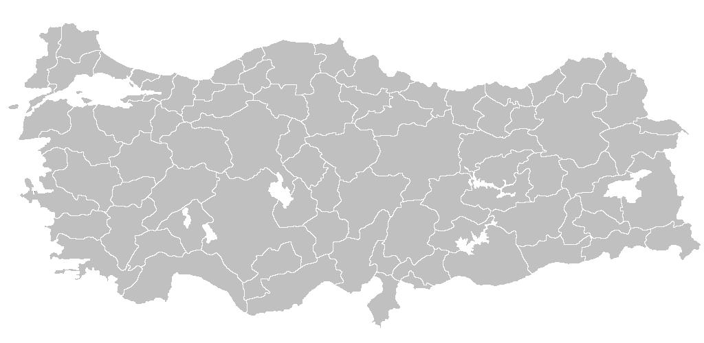 50 Great Turkiye Iller Haritasi Boyama Egitimhane Boyama