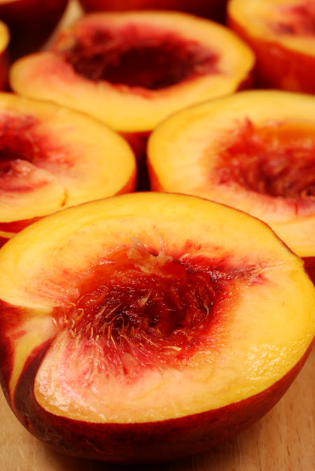 nectarines© by Haalo