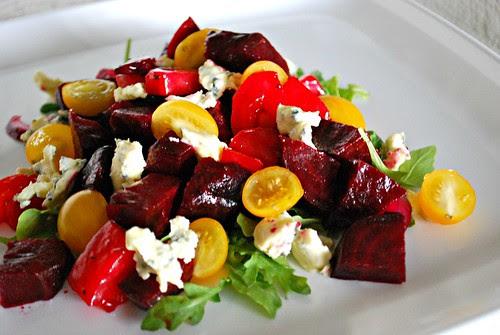 Summer Beet Salad