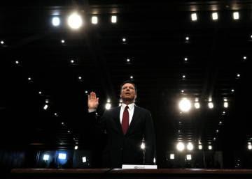 James Comey, el hombre que hace temblar a los presidentes de EE UU