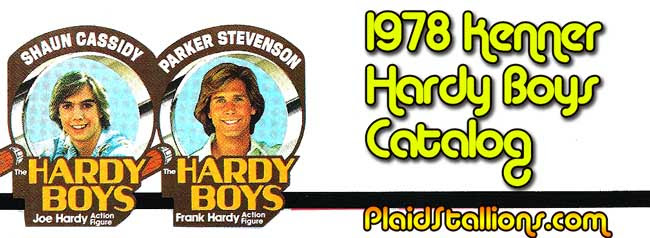 kenner hardy boys dolls