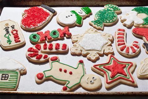 christmas sugar cookies recipes dishmaps
